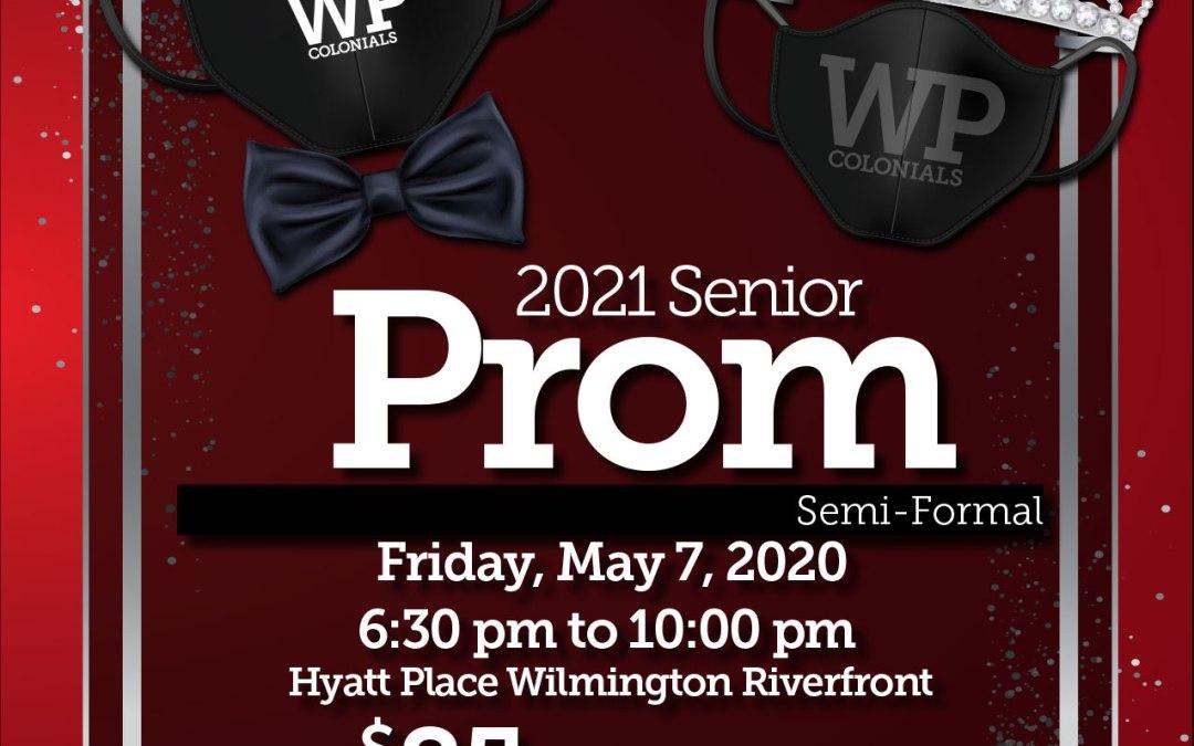 2021 Senior Prom