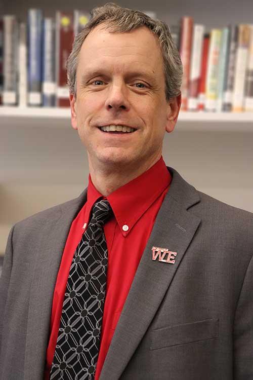 Jeffrey D. Menzer, Ed.D.