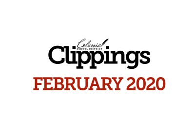 Colonial Clippings - Şubat 2020