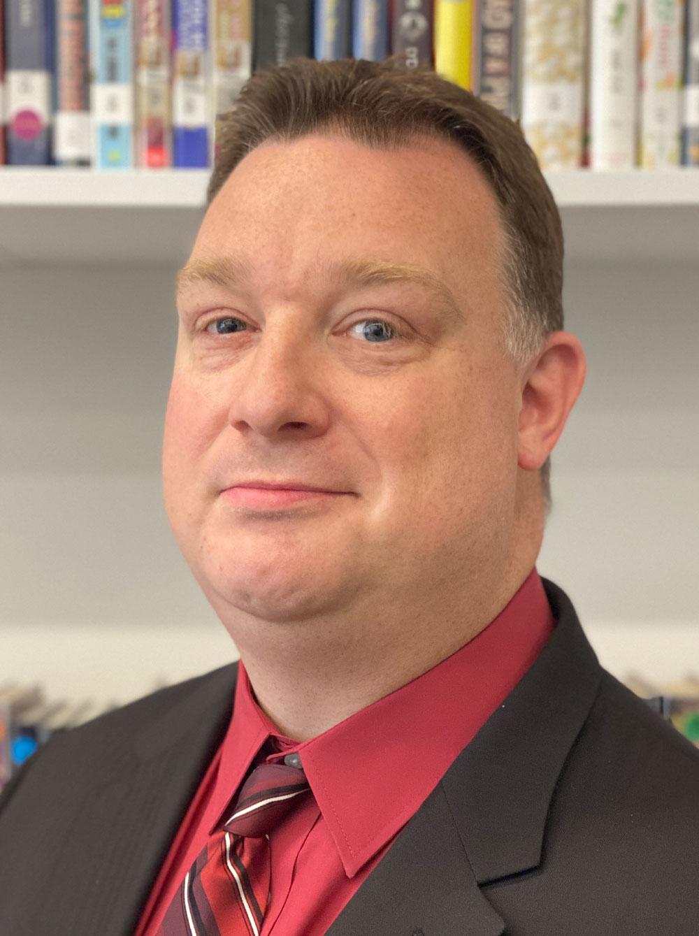 Dr. Nick Baker