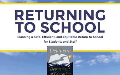 DDOE Safe Return to School Plans