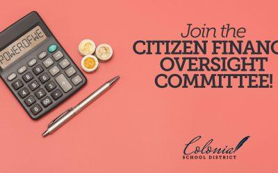 Citizen Finance Oversight Committee