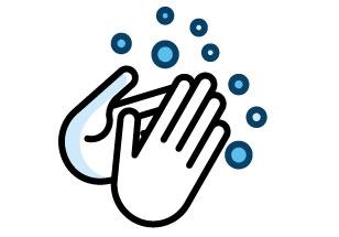 ¡Lavarse las manos es importante!