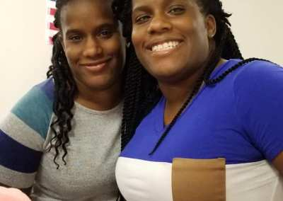Who WE Are – Tilesha McFee and Tameka Mays