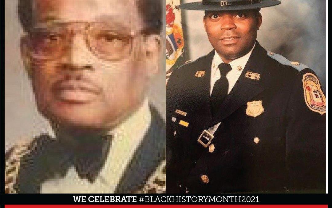 نحتفل: رؤساء الشرطة الأمريكية من أصل أفريقي في مدينة ديلاوير