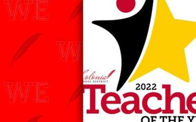 Nomine a nuestro próximo maestro del año