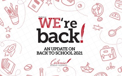 Actualización de regreso a clases: 12 de agosto de 2021