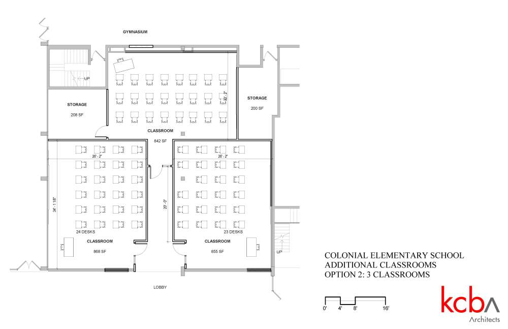 medium resolution of drawing schematic of new class room layout in locker room area
