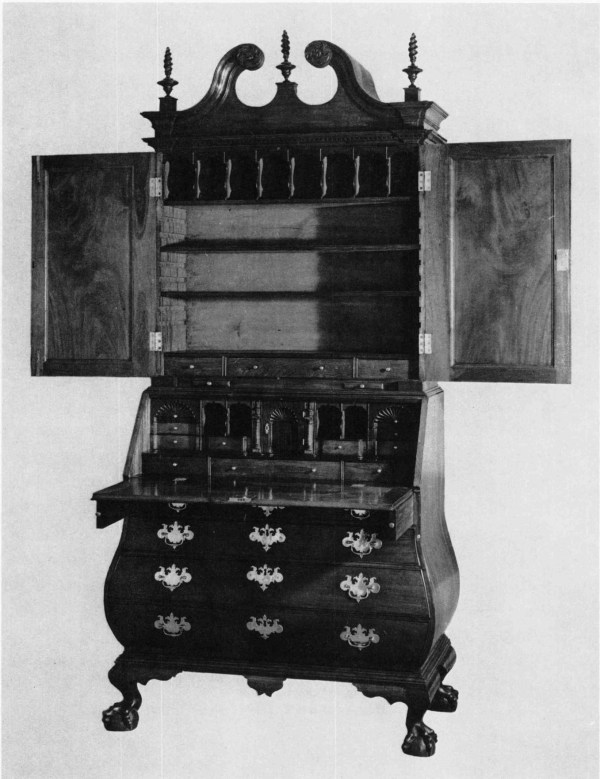 Bomb Furniture Of Boston - Colonial Society