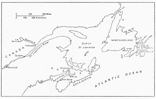European Beginnings in the Northwest Atlantic: A