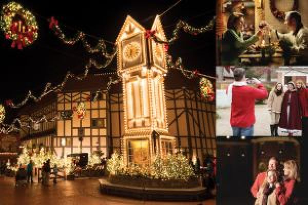 Christmas Town Williamsburg Va 2020 Packages Holiday Getaway Package! Stay at Colonial Williamsburg Hotels and