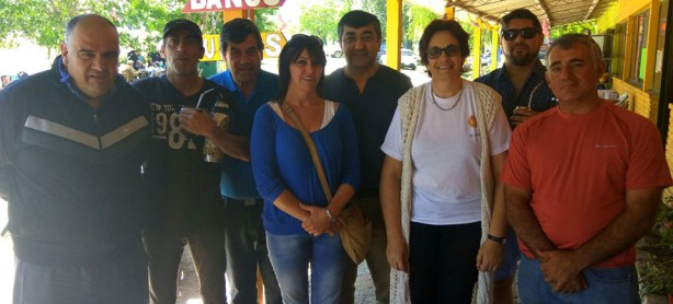 Fiesta Arte-Sano Minuano Walter Godoy IMC