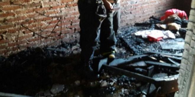 NUEVO CPP – Incendió la casa de su ex-pareja y la golpeó: fue condenado por violencia privada