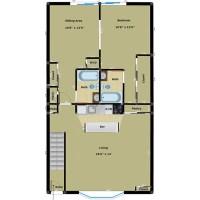 1 Bedroom 2 Bathroom Apartment - talentneeds.com