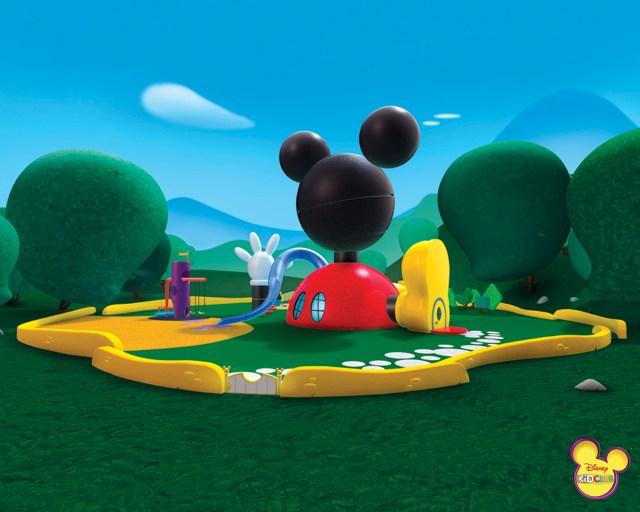 La Maison De Mickey  www.miifotos.com