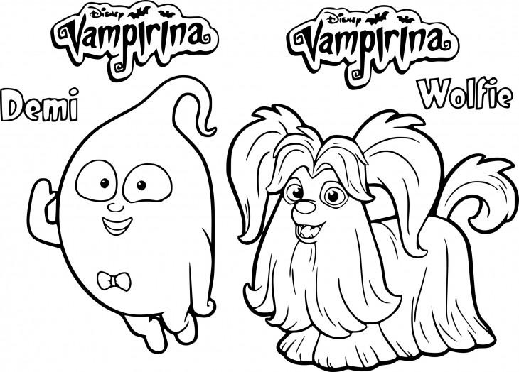 Coloriage A Imprimer Vampirina.Coloriage De Mandala De Coeur A Imprimer Free Coloring Pages