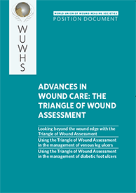 wound assessment diagram acupressure to induce labor triangle of corporate advances in care the