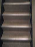 les escaliers… en trombe!