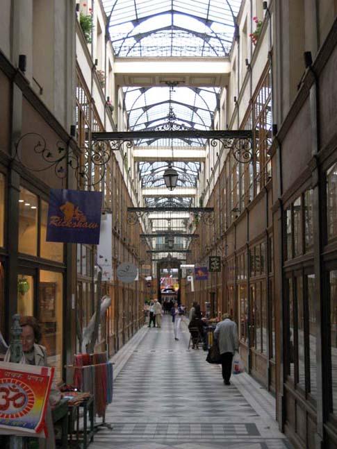 le Passage du Grand Cerf à  Paris