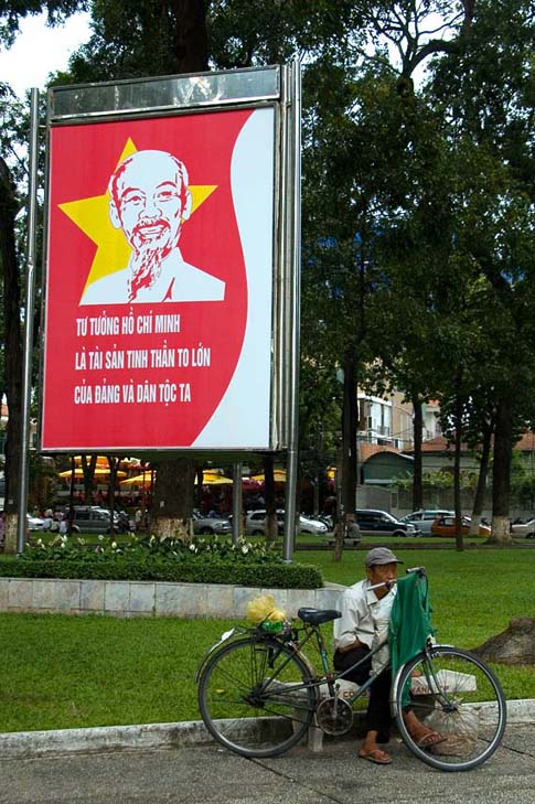 Dans les rues, Ho Chi Minh, Vietnam