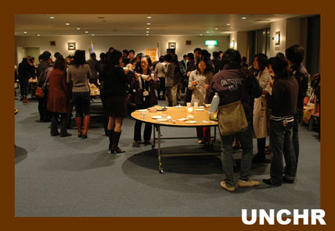 November 26th, 2007, UNHCR Japan