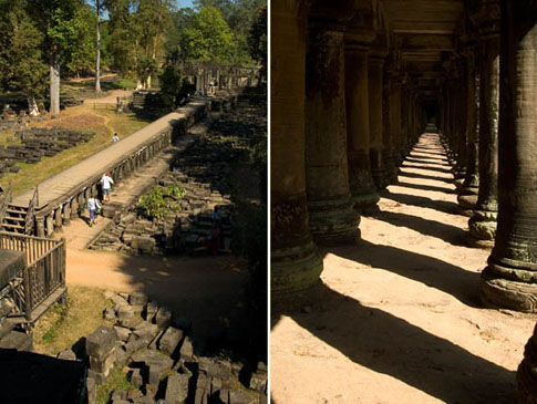 Angkor Thom - Baphuon