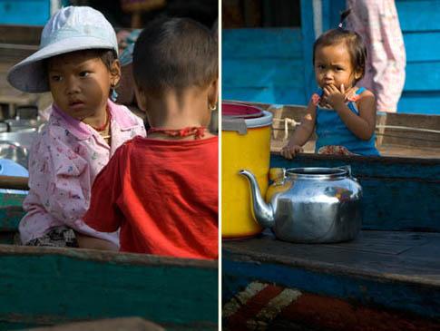 Tonle Sap - Cambodge - Cambodia