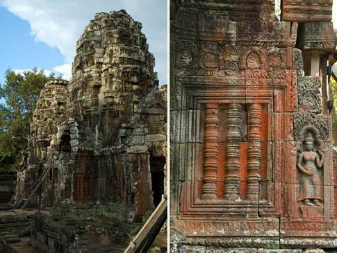 Angkor Thom - Cambodge - Cambodia