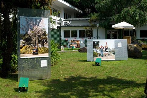 In Situ - exposition - Philippe Marinig