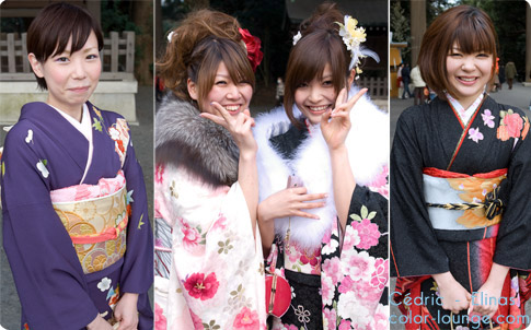 Seijin shiki 2009 - Cérémonie âge adulte Japon