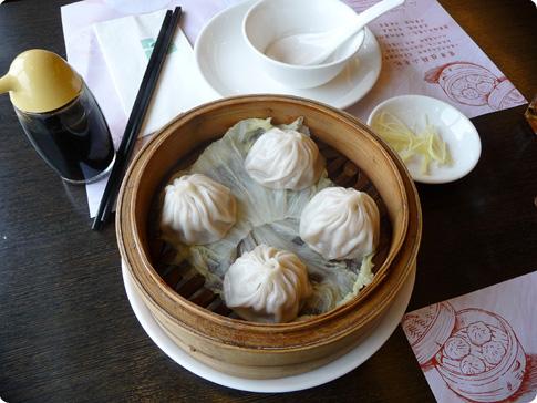 Hong Kong - Crystal Jade restaurant