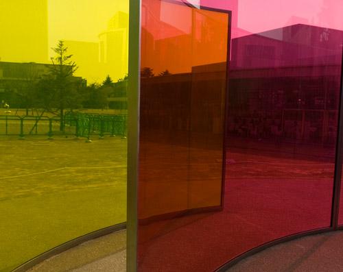 Olafur Eliasson - Colour activity house