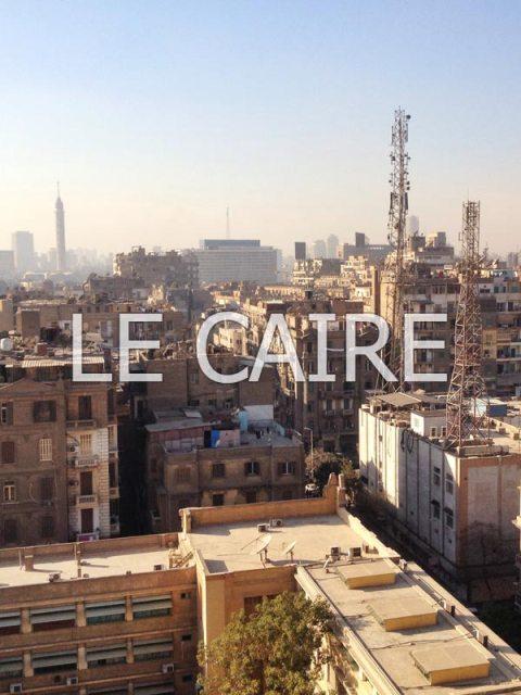 Le Caire - Cairo - Egypte