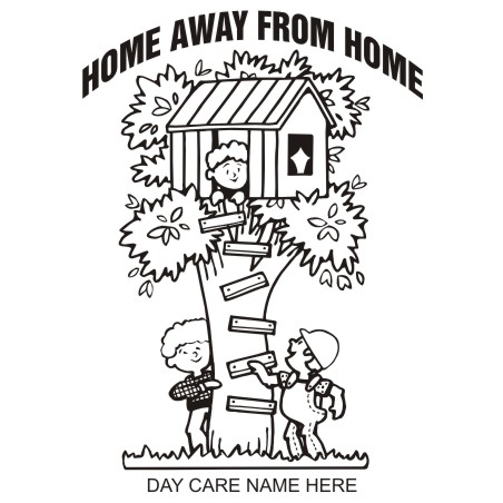 Clipart & Design Ideas: Clipart » Day Care » Treehouse