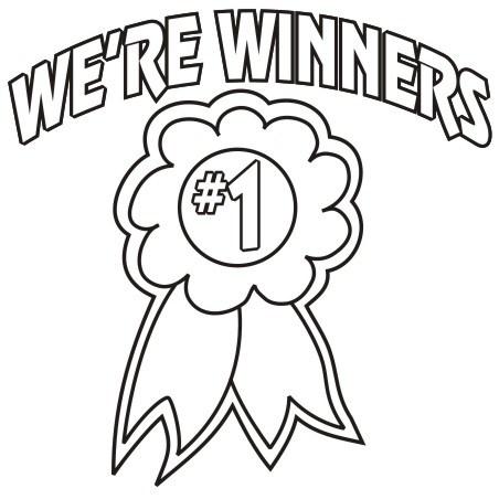 Clipart & Design Ideas: Clipart » Education » We\'re Winners