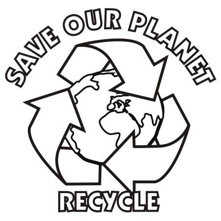 Clipart & Design Ideas: Clipart » Environment » Recycle