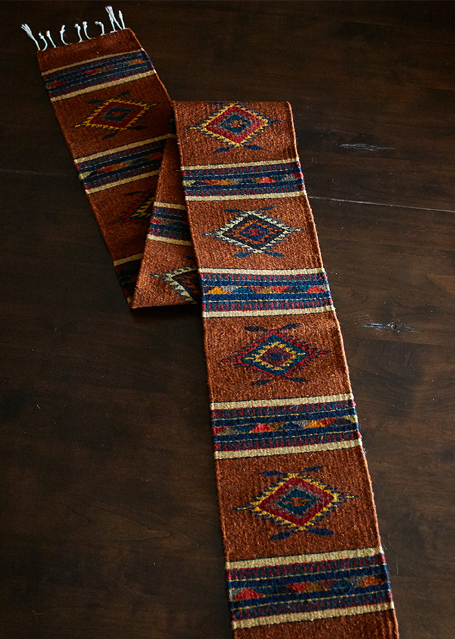 Handwoven Table Runners  Colorado Classics