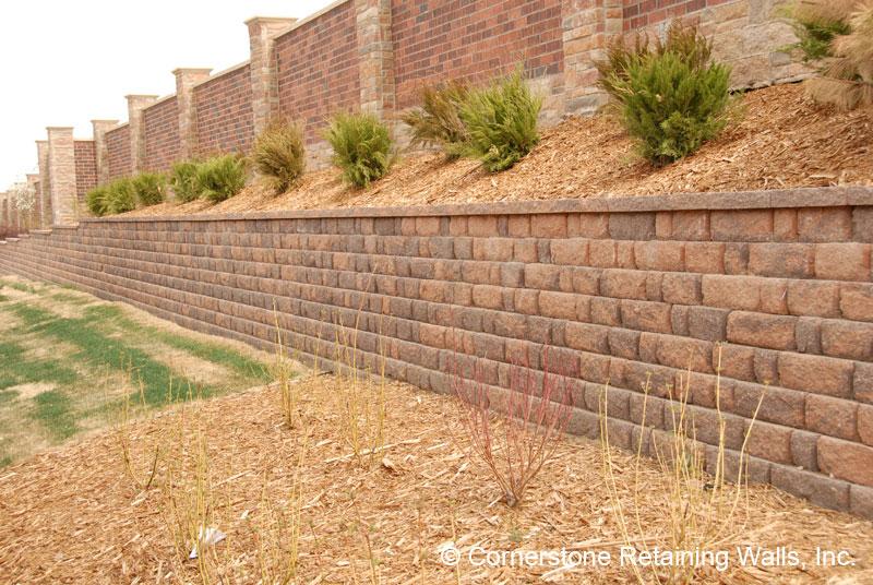 Pavestone Retaining Wall Corners