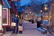Unique Outdoor Shopping In Colorado