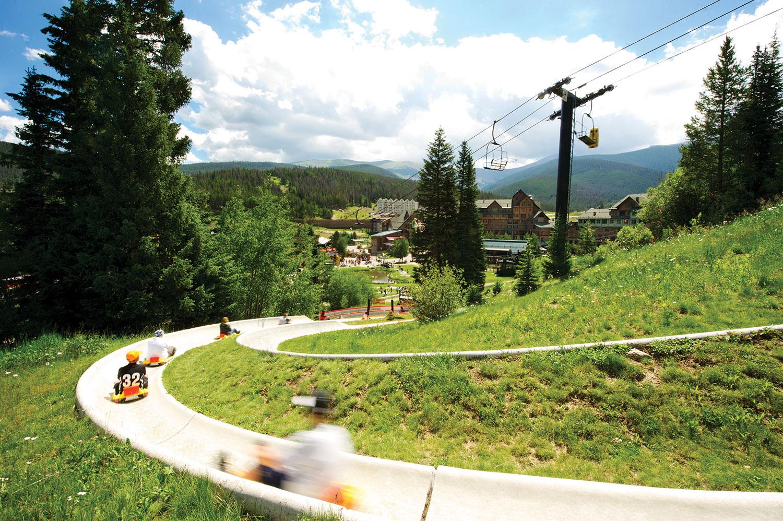 Summer Activities At Colorado Ski Resorts
