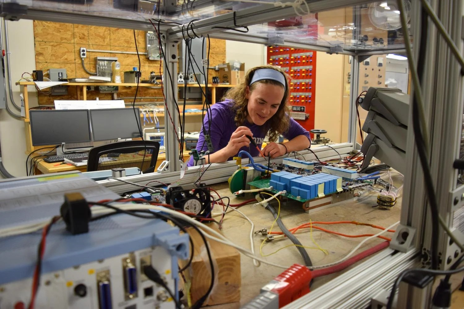 Electrical Engineering School Projects Bay Area Circuits