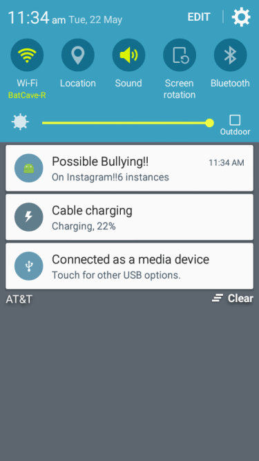BullyAlert screenshot