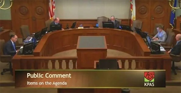 Pasadena City Council Discusses Budget in Its Special Meeting
