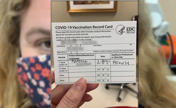 [UPDATED] A Pasadena Teacher's Experience With COVID-19 Vaccine
