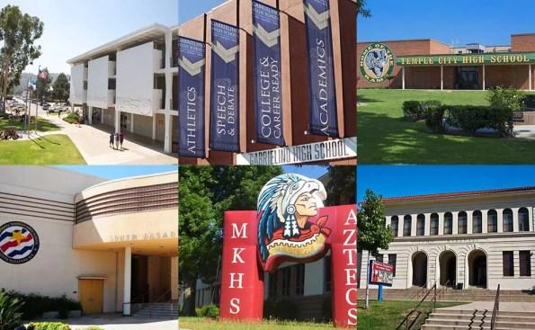 Local High Schools Ranking According to U.S. News Report