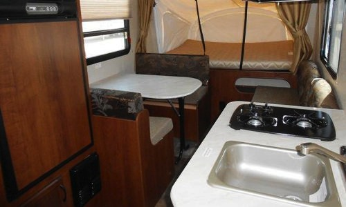 Denver RV Rent Hybrid