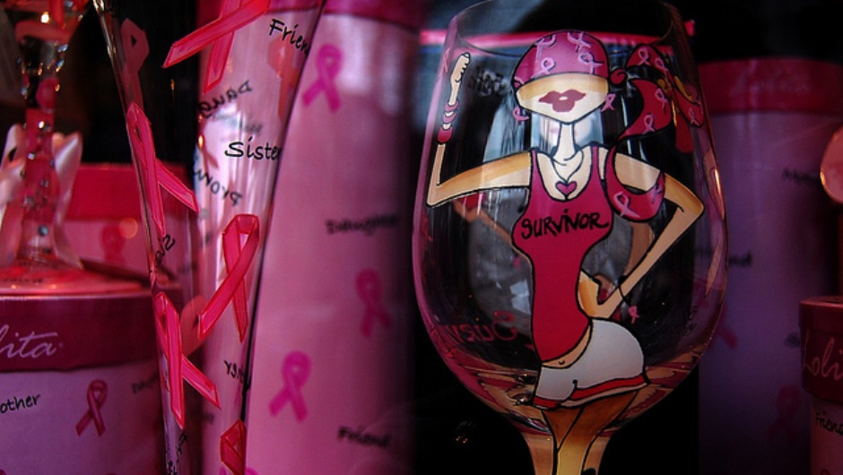Wine and dine for breast cancer research