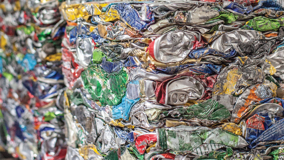 Recycling Cellular Waste