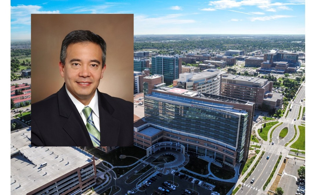 Richard Schulick Named Director of University of Colorado Cancer Center