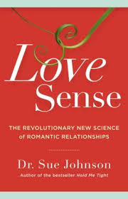 Love Sense The Science of Romantic Relationships by Sue Johnson